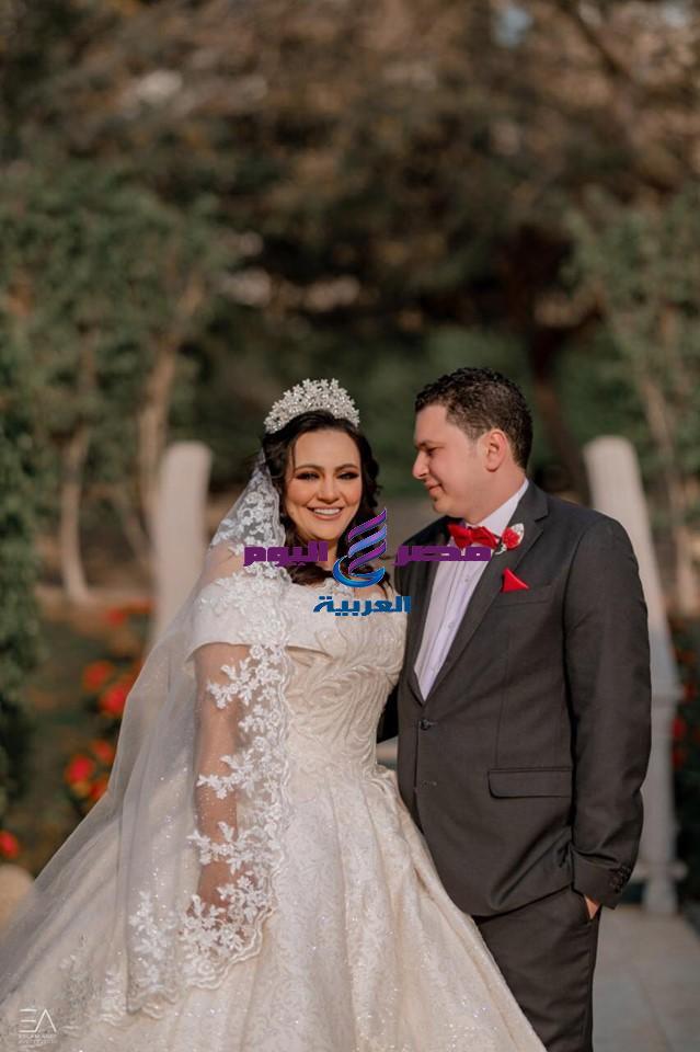 تهنئة قلبية الى الاستاذ هشام سيد ابو العنين بمناسبة زفاف نجلته