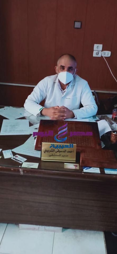 مدير مستشفي منية النصر يحكي قصة الطفل