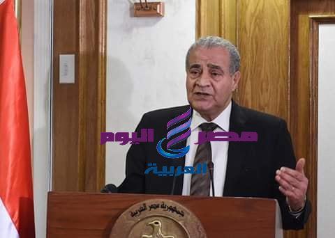 قرار وزير التموين بإلزام أصحاب المحالات التجارية بالإجراءات الوقائية
