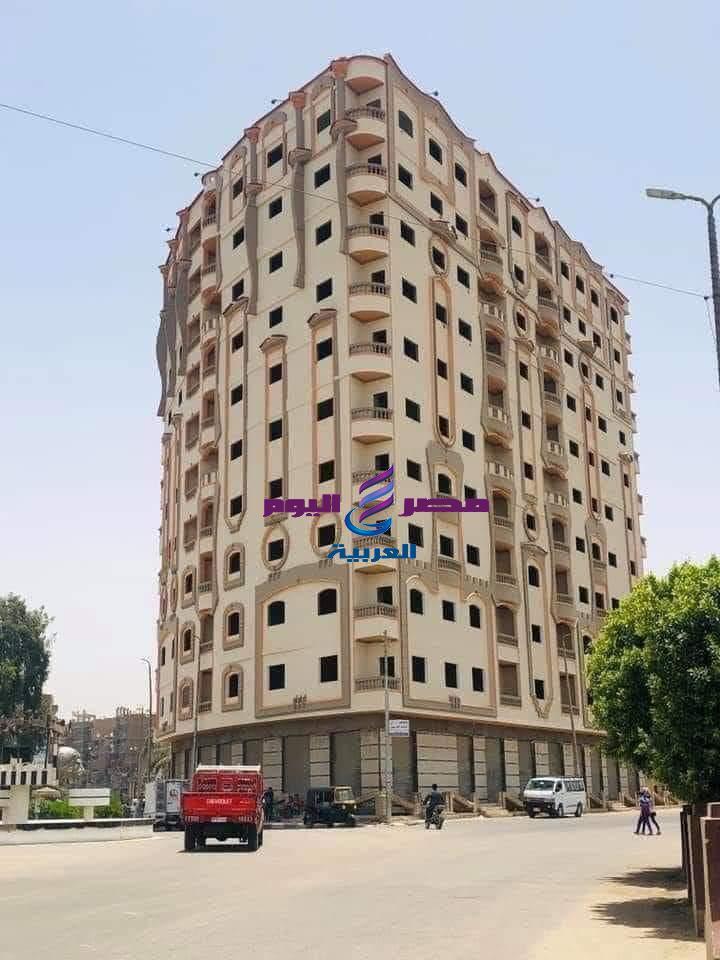 وسط اجراءات امنيةمشددة تمت ازالة البرج المعروف اعلاميا بجرجا محافظةسوهاج | ازالة