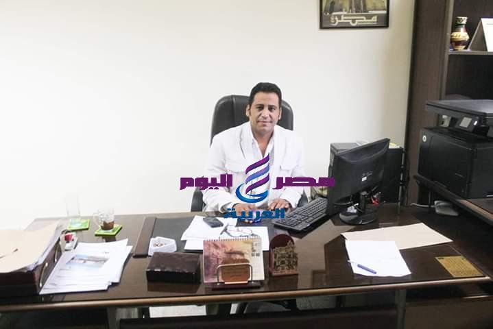 ترقية الدكتور الطيب سيد عباس لدرجة أستاذ بالإرشاد السياحي جامعة المنيا