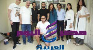 أحمد عصام يبدأ تصوير مسلسل طلقتك نفسي   أحمد عصام