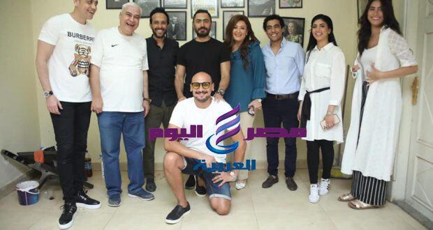 أحمد عصام يبدأ تصوير مسلسل طلقتك نفسي | أحمد عصام