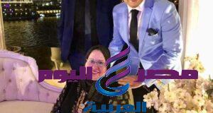ماجد الشريف يهنئ والدته بعيد ميلادها..عبر حسابه الشخصي «فيس بوك» | ماجد الشريف