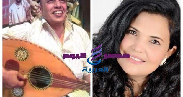 بكلمات مؤثرة..نادية عباس تحيي ذكري وفاة زوجها أحمد خلف