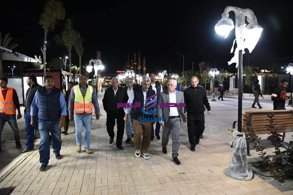 بورسعيد تنمو سياحيا كيانات سياحية عملاقة تغير مفهوم السياحة بالمحافظة