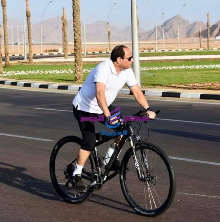 وزير الرياضة يعلن غدا عن تفاصيل إنطلاق مبادرة دراجتك صحتك   وزير الرياضة