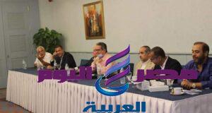 وزيرا السياحة والآثار والطيران المدنى ومحافظ جنوب سيناء يلتقون بمستثمرى طابا ونوبيع