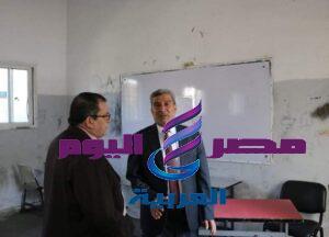 المعاهد الأزهرية تستقبل رئيس الفريق الوطني لإعادة إعمار قطاع غزة