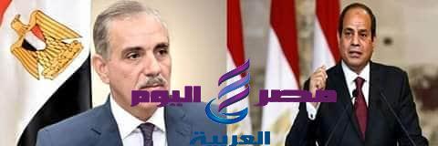 محافظ كفرالشيخ يهنئ الرئيس السيسي بالذكرى الـ 68 لثورة 23 يوليو | محافظ كفرالشيخ