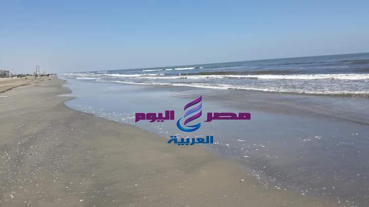 برابع ايام عيد الاضحي استمرار التزام المواطنين بعدم التواجد علي شاطئ بورسعيد والحدائق