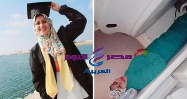 بالفيديو / طفل يطيح بفتاه بمنية النصر   منية النصر