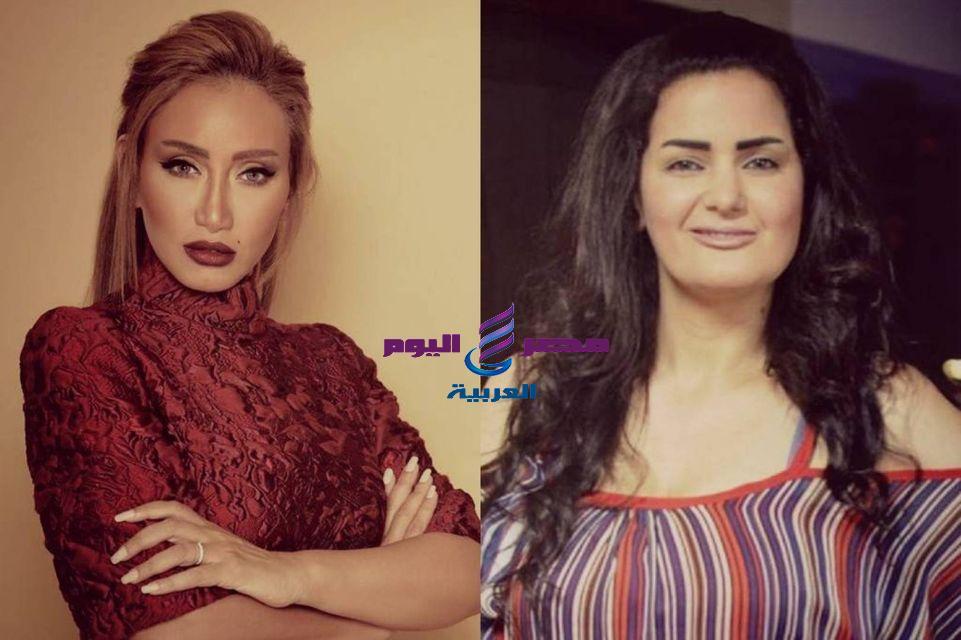ريهام سعيد تنتصر علي سما المصري