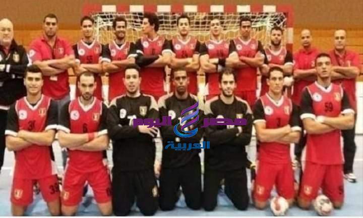 جارسيا المدير الفني لمنتخب مصر يعلن عن قائمته استعدادا لمعسكر كأس العالم لكرة اليد | جارسيا