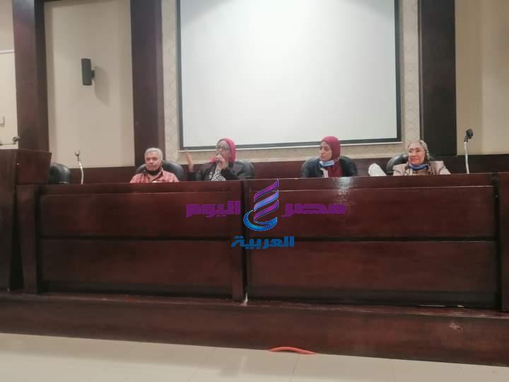القاهرة اليوم تستمر في سلسلة الحوارات المجتمعية الشباب حول انتخابات مجلس الشيوخ بمركز شباب الجزيرة | القاهرة