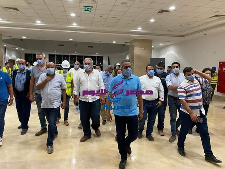 وزير السياحة والأثار يتفقد متحف آثار شرم الشيخ لمتابعة مستجدات الأعمال تمهيداً للافتتاح | وزير السياحة