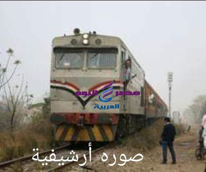 مصرع مدرس دهسا تحت عجلات القطار بطنطا | مصرع