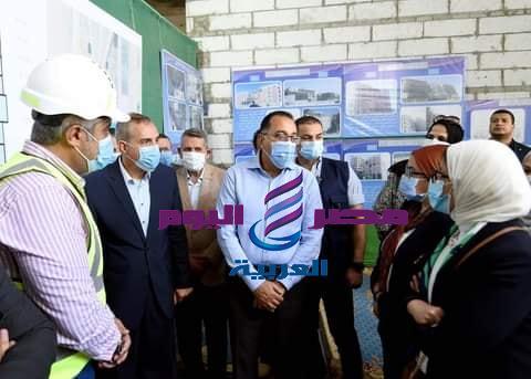 زيارة رئيس الوزراء لمحافظة كفرالشيخ تؤكد انها ليست محافظة مهمشة