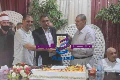 إحتفالية لتكريم أيقونة المحليات ا. عبدالرحيم السحماوى بدسوق | تكريم