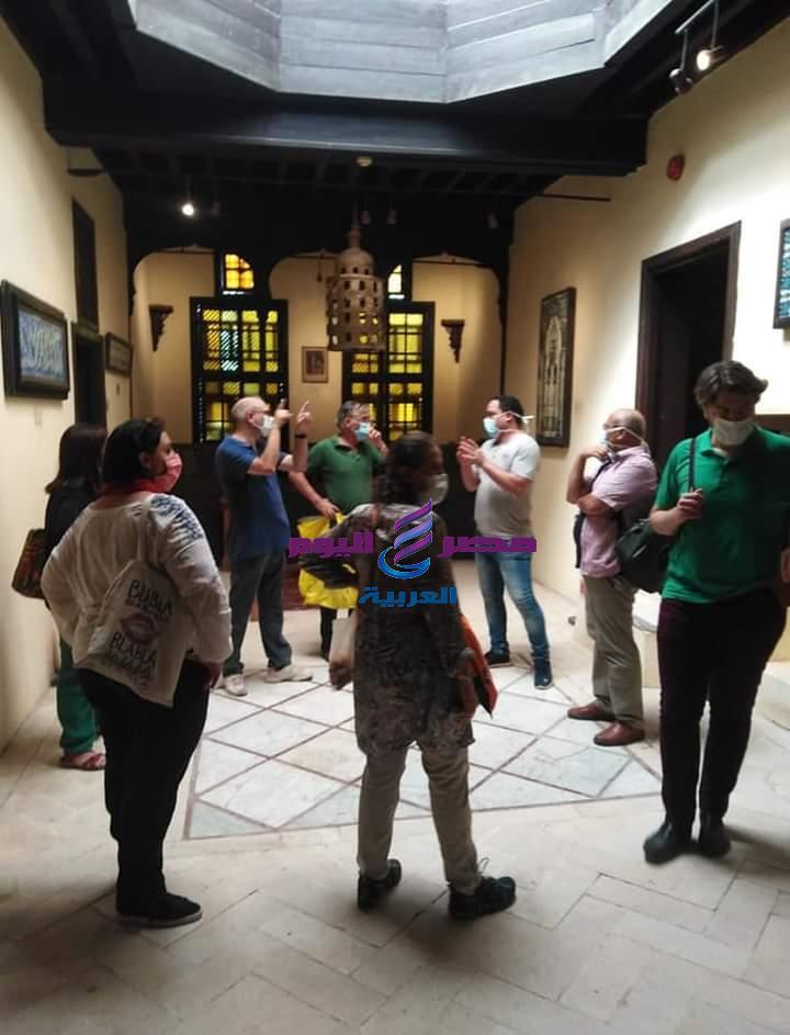 متحف رشيد يستقبل مدير الدراسات بالمعهد الفرنسى للآثار الشرقية | متحف رشيد