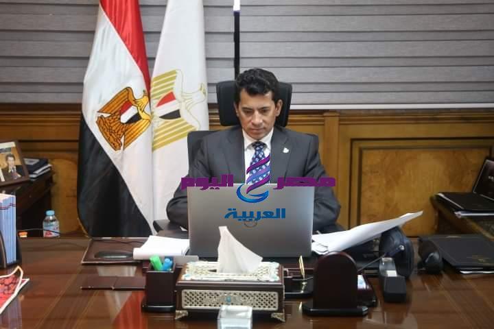 وزير الرياضة يفتتح المنتدي الأول لتسويق المعسكرات الرياضية العربية | المنتدي