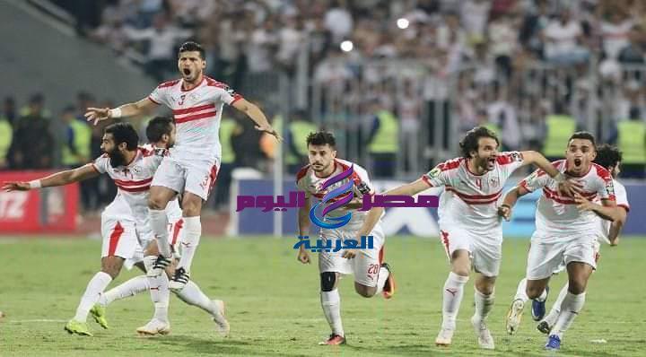 في مباراة صعبة الزمالك يحقق الفوز علي الجونة 4/3 بالدوري