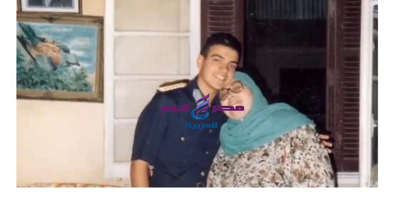 وفاة والدة الشهيد أحمد منسى
