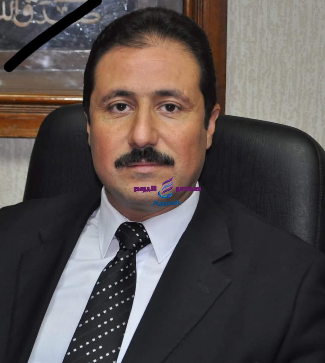 وزير الشباب والرياضة ينعي مسؤول المراسم بالوزارة