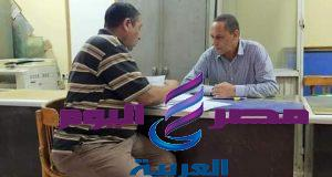 شحاته وبصله يستعرضان خطه العمل للعام الدراسي بدسوق | شحاته