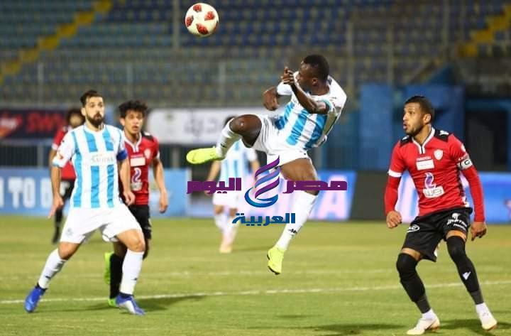 طلائع الجيش يطيح ببيراميدز من كأس مصر بعد الفوز 3/1 بركلات الترجيح