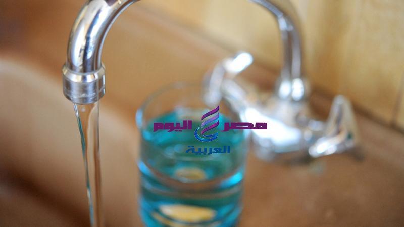 انقطاع مياه