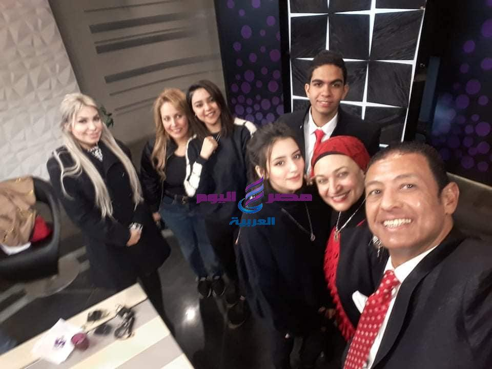 برنامج مساء الفن فى عيد الشرطه