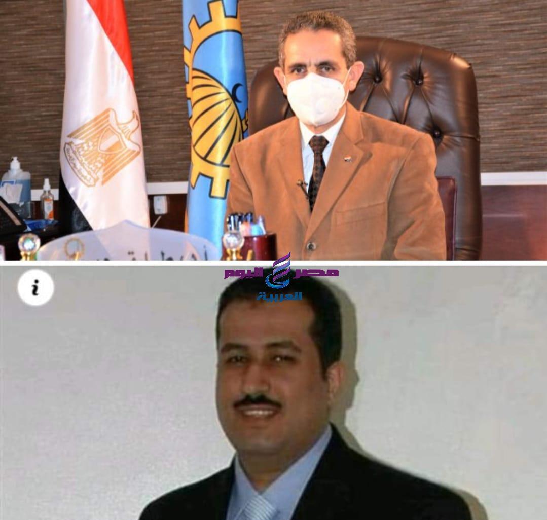 محافظ الغربية يتابع الحالة الصحية للدكتور محمد جابر مدير مستشفي المنشاوي العام