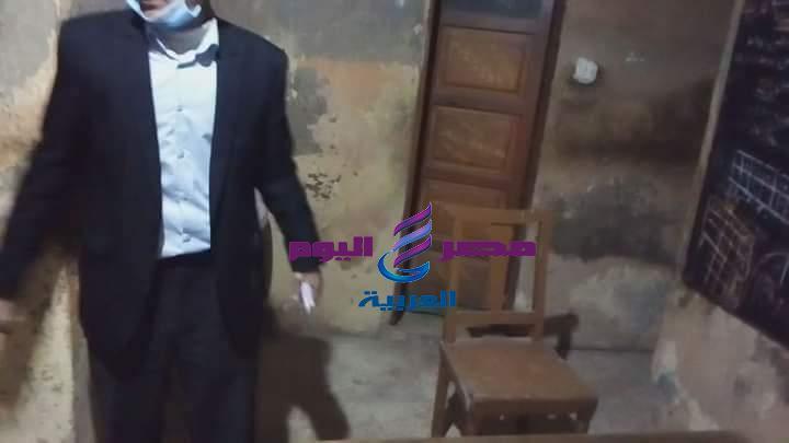 حملة لغلق مراكز الدروس الخصوصية بقرية شباس الشهداء بدسوق   حملة لغلق
