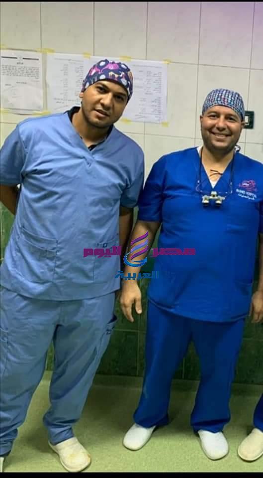 استئصال ورم سرطاني يزن كيلو ونصف من الغده الدرقيه لمريض في سوهاج | استئصال
