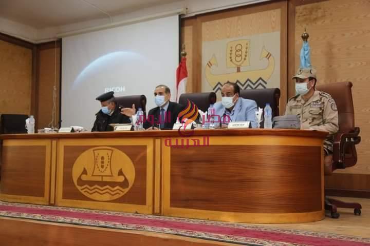 تنفيذي كفر الشيخ.. يوافق على تخصيص أراضى لإقامة مشروعات خدمية وإطلاق اسم شهيد على مدرسة | تنفيذي