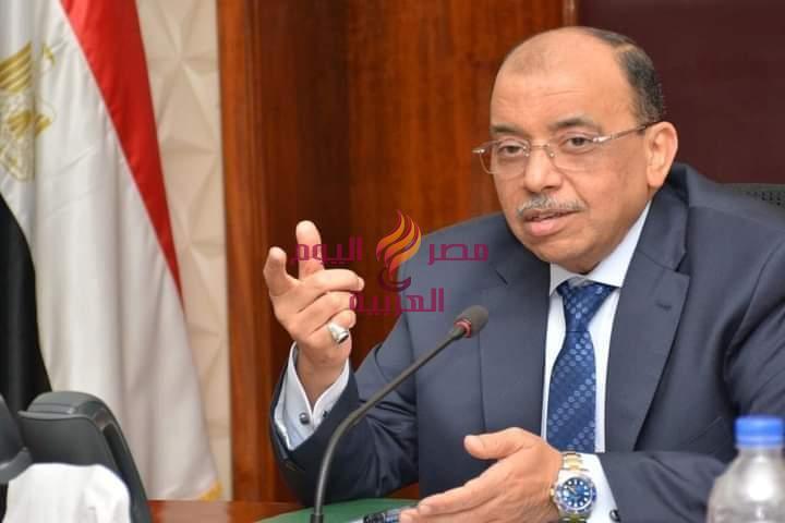 وزير التنمية المحلية يوقف رئيس حي ١٥ مايو عن العمل لحين إنتهاء تحقيقات النيابة العامة
