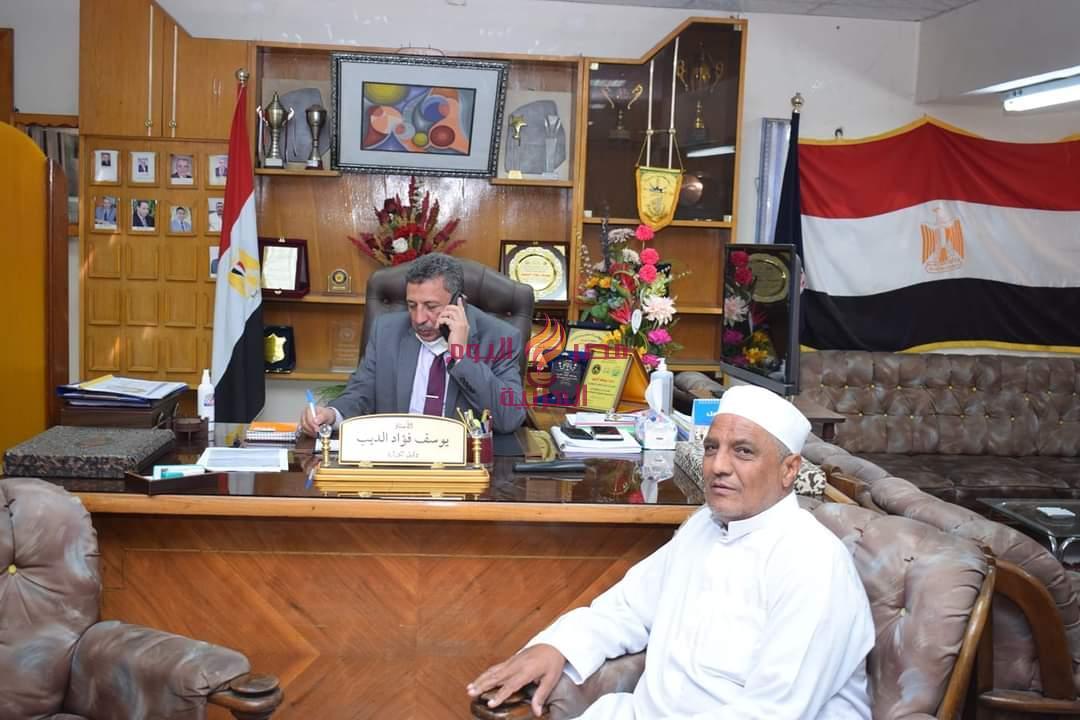حوار مع وكيل وزارة التربية والتعليم بالبحيرة