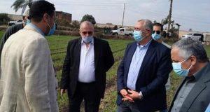 وزير الزراعة بدء موسم حصاد القمح والمحصول يبشر بالخير | وزير