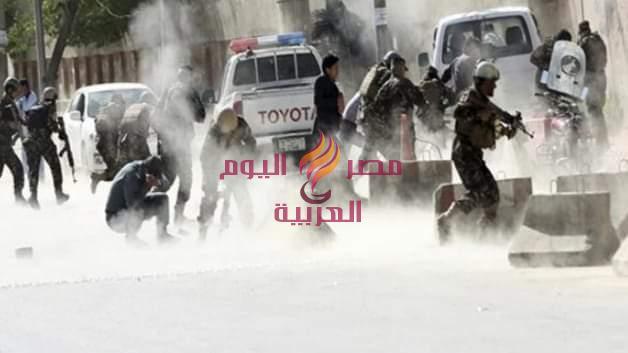 إنفجار عبوة ناسفة تسفر عن مقتل 4 مدنيين وإصابة أخرين.