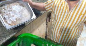 إعدام 155 كيلو اغذية متنوعة و100 لتر زيوت وعصائر بالدقهلية   إعدام