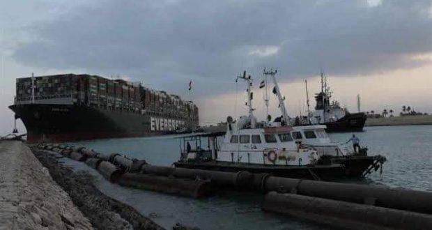 محكمة مصرية تصدر حكما بمنع إيفر جيفن من مغادرة البلاد | محكمة