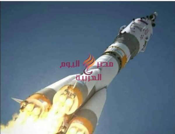 الصاروخ الصيني الحائر يدور في سماء أسيوط بمركز ديروط | الصاروخ