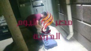 ماضى توجه بسرعة إصلاح وصيانة محول الإنارة بكورنيش النيل بدسوق | ماضى
