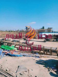 محافظ البحيرة.. متابعة الأعمال الجارية بكوبري مزلقان أبو حمص أعلي السكة الحديد بتكلفة 160 مليون جنيه   محافظ