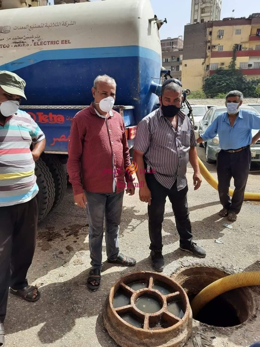مياه أسيوط تستعد لعيد الفطر المبارك..وتناشد المواطنين بترشيد الاستهلاك