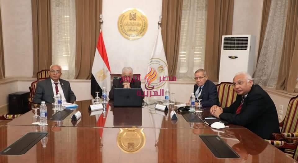 وزير التربية والتعليم يبحث ملفات التعاون مع سفير الصين بالقاهرة | وزير