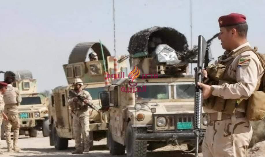 العراق تسيطر على حدودها مع سوريا لمنع تسلل الأرهابيين | العراق