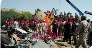 مقتل 30 شخصاً وجرح العشرات في تصادم قطارين جنوب باكستان | مقتل