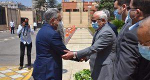 بالصور.. محافظ بورسعيد يستقبل لجنة الإدارة المحلية بمجلس النواب   يستقبل
